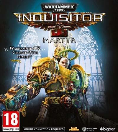 Warhammer 40K: Inquisitor - Martyr (2018) постер