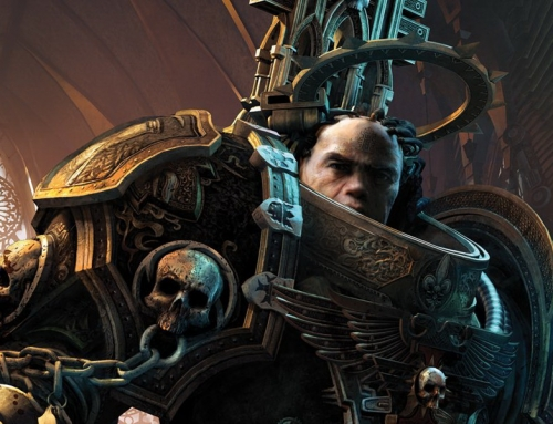 Игра «Warhammer 40K: Inquisitor Martyr» (2018)