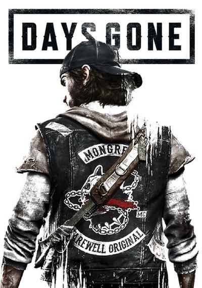Days Gone (2019) постер