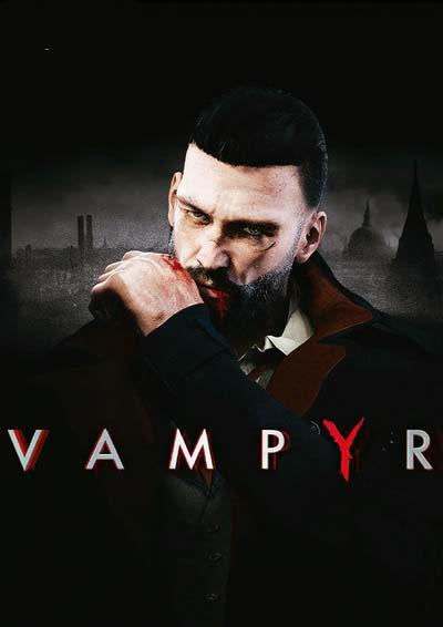 Vampyr (2018) постер