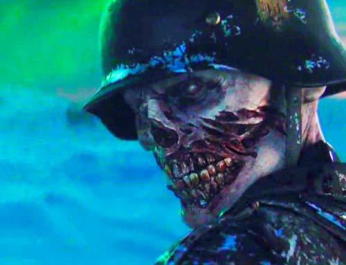 Игра «CALL OF DUTY: WW2» (2018) — Русский трейлер «Зомби Рейха — Крестный ход»