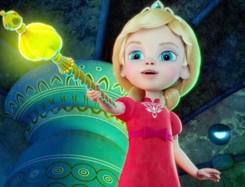 Мультфильм «Принцесса и дракон» (2018)