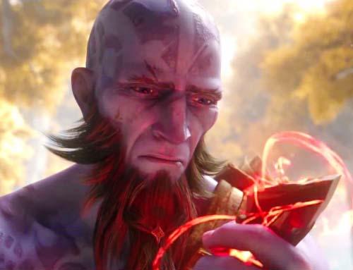 Игра «League of Legends» — Русский трейлер «Райз: Зов силы» (2018)