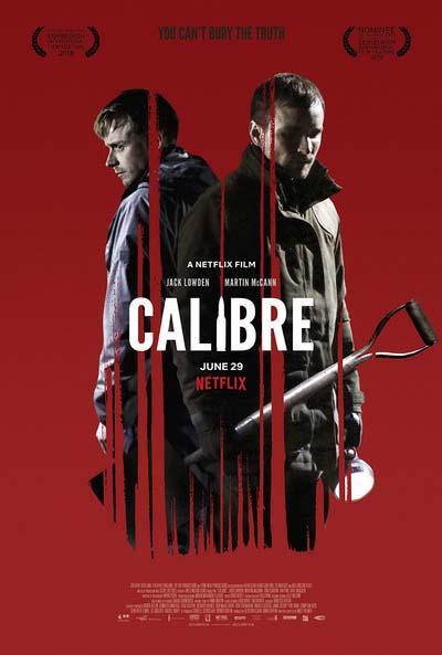 Калибр (2018) постер