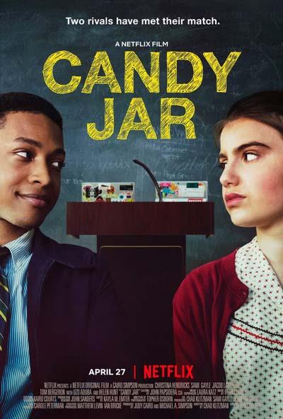Банка конфет (2018) постер