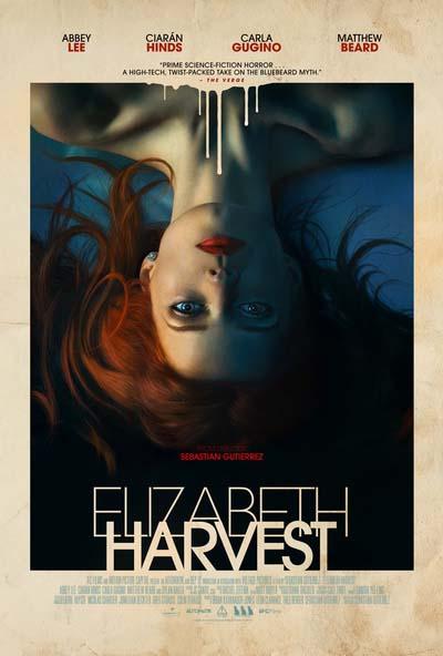 Элизабет Харвест (2018) постер