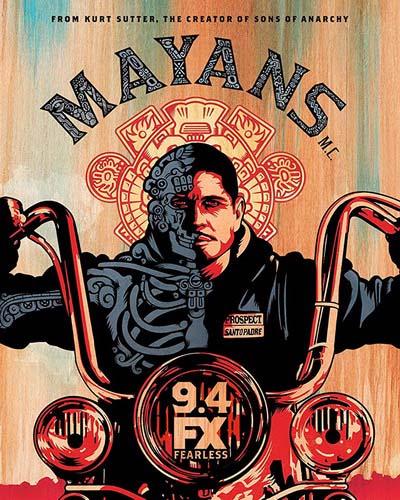 Майя МС (2018) постер