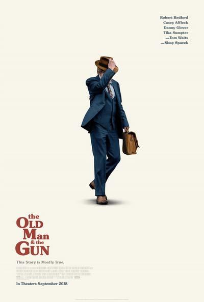 Старик с пистолетом (2018) постер