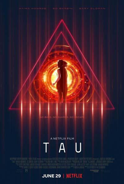 Тау (2018) постер