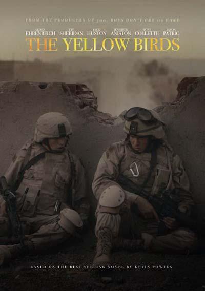 Жёлтые птицы (2017) постер