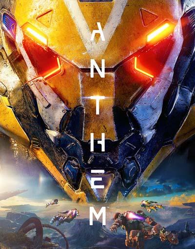 Anthem (2019) постер