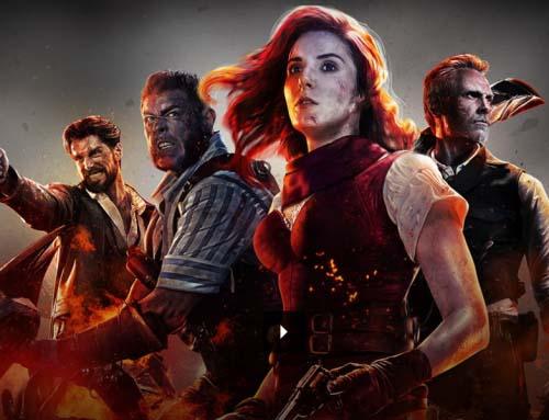 Игра «Call of Duty: Black Ops 4» (2018) — Новые трейлеры зомби-режима