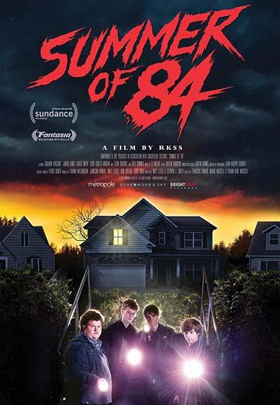 Лето 84 (2018) постер