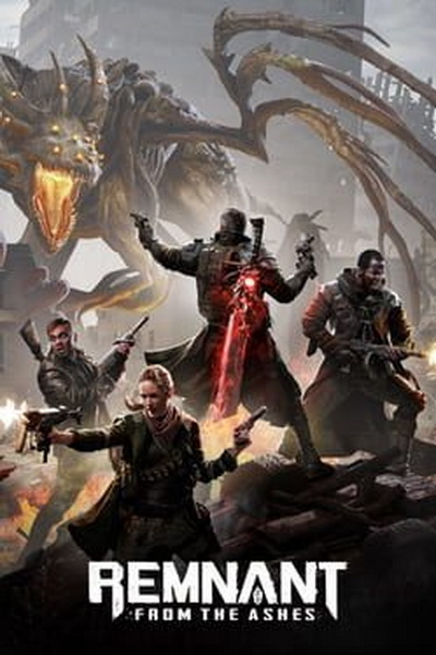 Remnant: From the Ashes (2019) постер