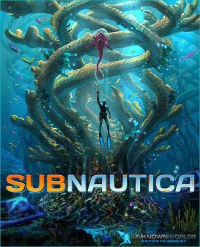 Subnautica (2018) постер