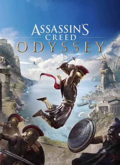 Assassin's Creed: Odyssey (2018) постер