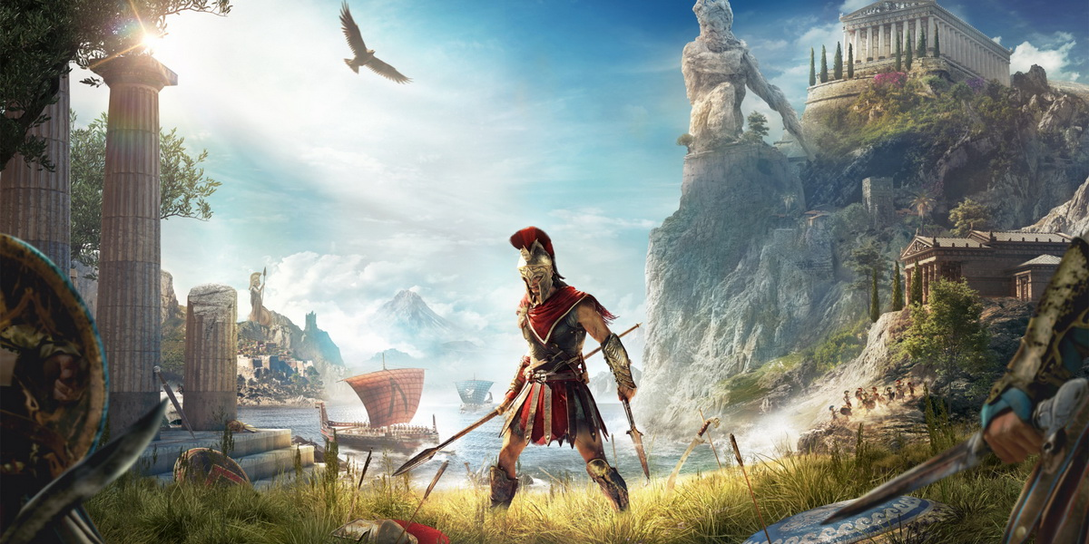 "Игра ""Assassin's Creed: Odyssey"" (2018)"