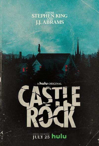 Касл-Рок (2018) постер