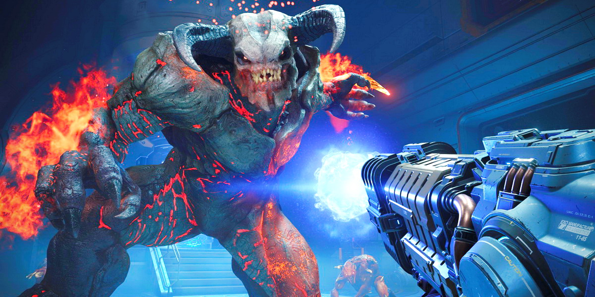Игра «Doom: Eternal»