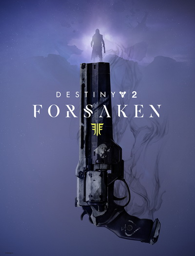 Destiny 2: Отвергнутые (2018) постер