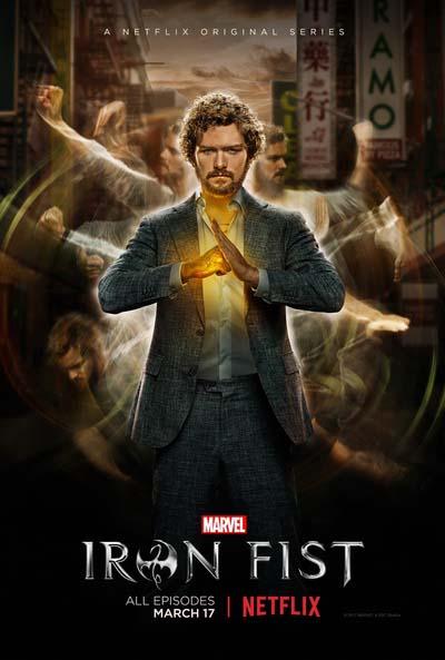 Железный кулак (2018) постер