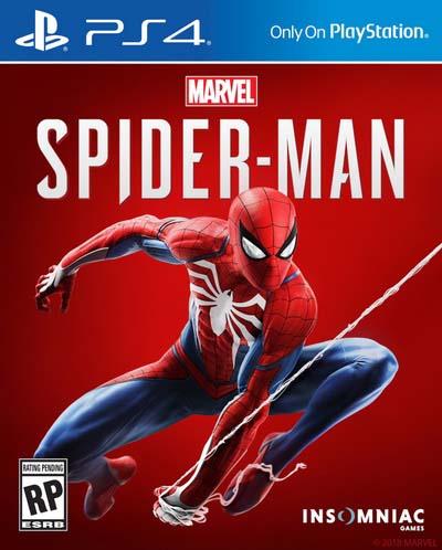 Spider-Man (2018) постер