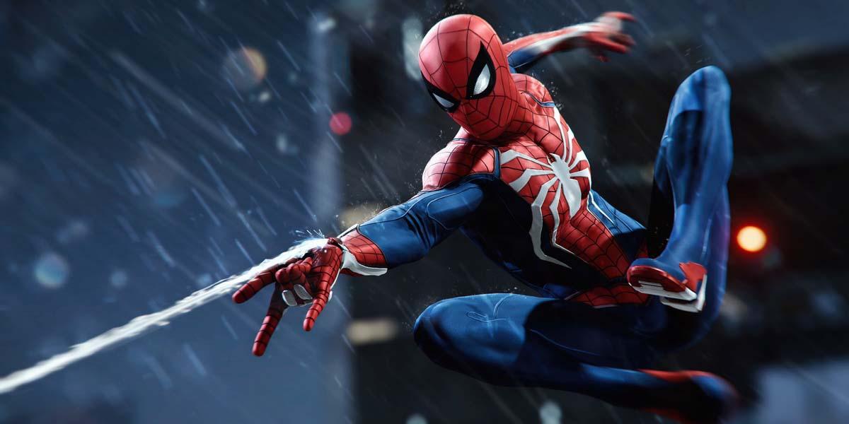 """Игра """"Spider-Man"""" (2018)"""