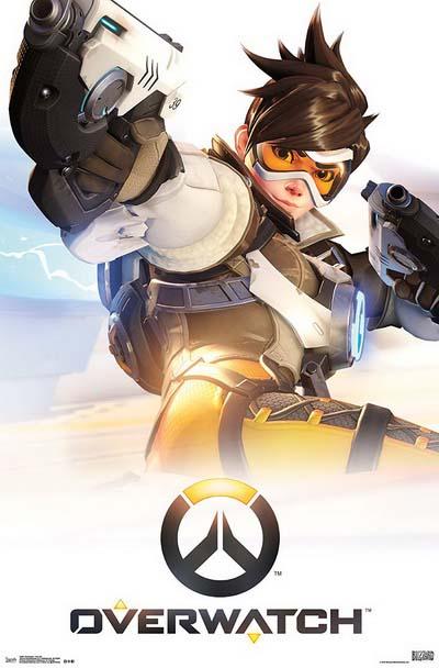 Overwatch (2016) постер