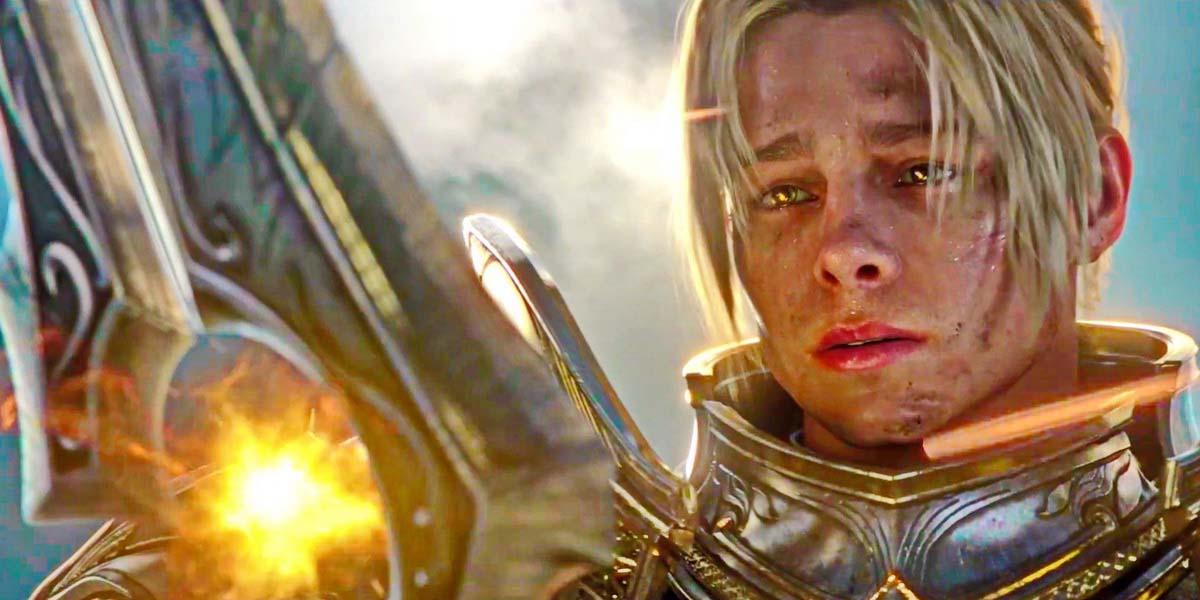 """Игра """"World of Warcraft: Битва за Азерот"""" (2018)"""