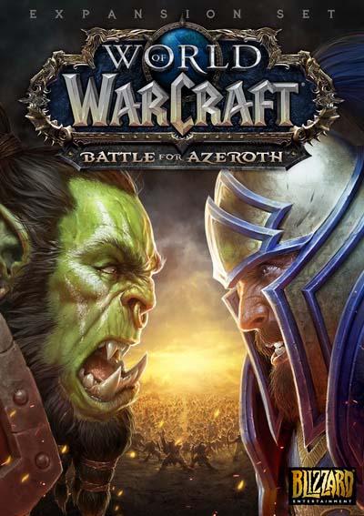 World of Warcraft: Битва за Азерот (2018) постер