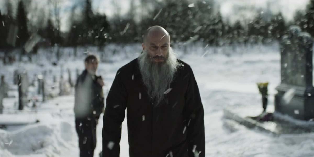 """Фильм """"Непрощенный"""" (2018) - Клип """"Пустота"""" (Севак Ханагян) Постер"""