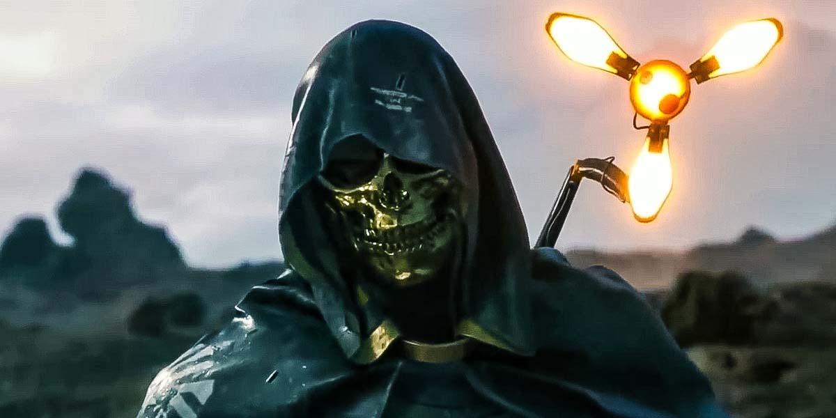 "Игра ""Death Stranding"" - Русский трейлер (TGS 2018) Постер"