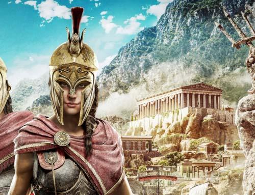 Игра «Assassin's Creed: Odyssey» (2018) — Русский трейлер «Собственный выбор»