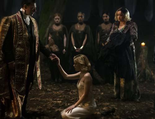 Сериал «Леденящие душу приключения Сабрины» (2018, 1-й сезон)