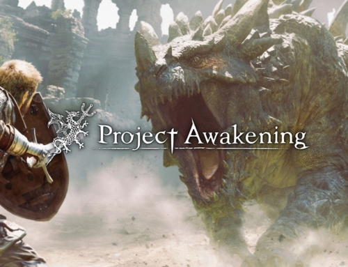 Игра «Project Awakening» — Трейлер