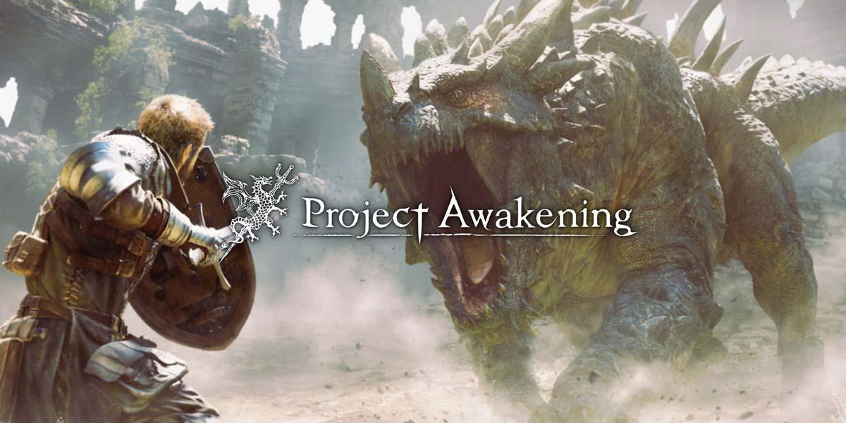 """Игра """"Project Awakening"""" - Трейлер Постер"""