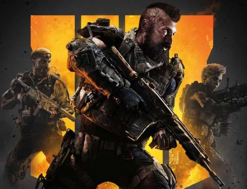 Игра «Call of Duty: Black Ops 4» (2018) — Русский трейлер запуска