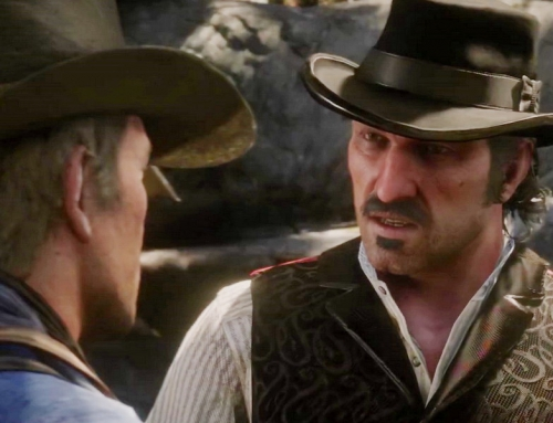 Игра «Red Dead Redemption 2» (2018) — Русский релизный трейлер