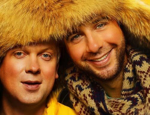 Новые российские комедии (Анонсы)