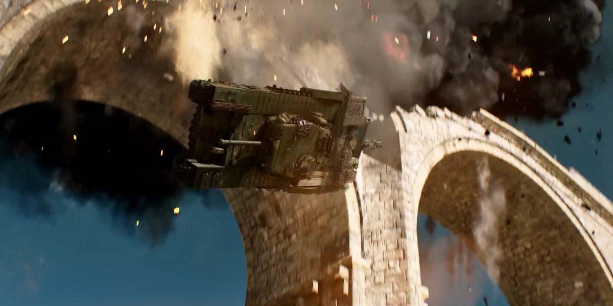 "Игра ""Battlefield 5"" (2018) - Трейлер запуска Постер"