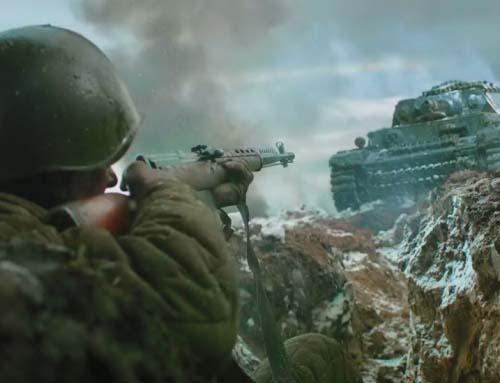 Новые военные фильмы (Анонсы)