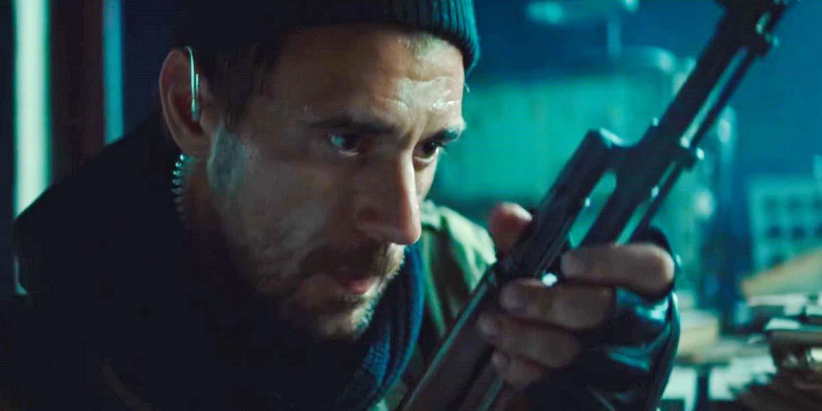 "Фильм ""Балканский рубеж"" (2019) - Трейлер 2 Постер"