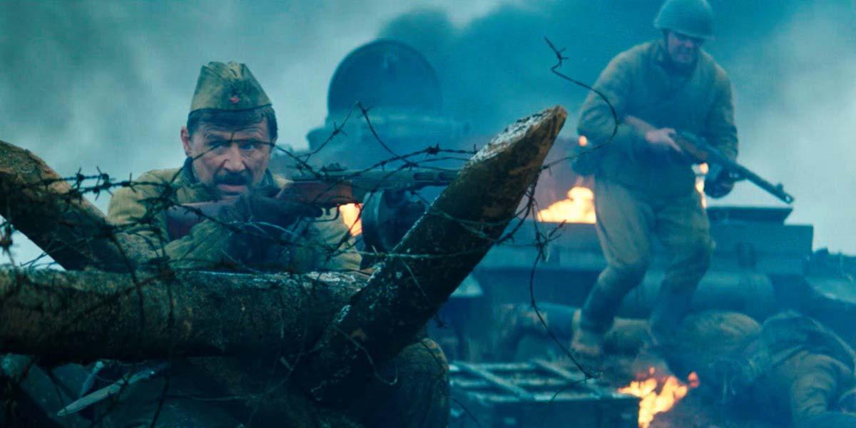 Лучшие военные фильмы 2018