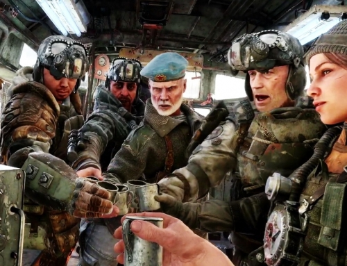 Игра «Metro Exodus» (2019) — Русский трейлер «Вскрытие»