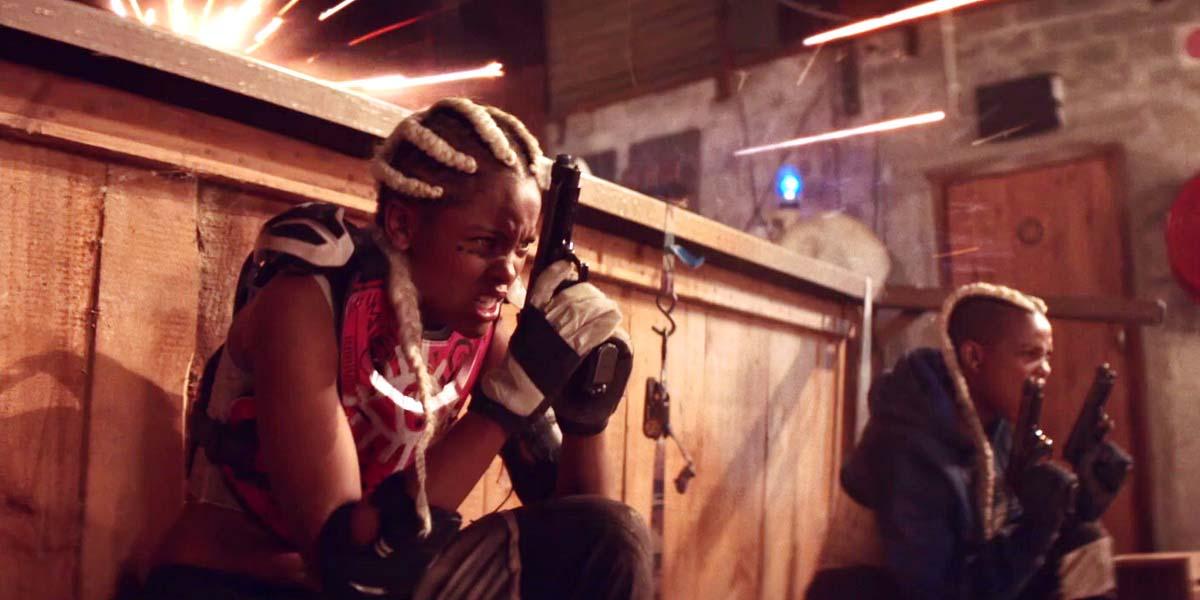 """Игра """"Far Cry New Dawn"""" (2019) - Русский кинематографический трейлер """"Двуликое зло"""" Постер"""