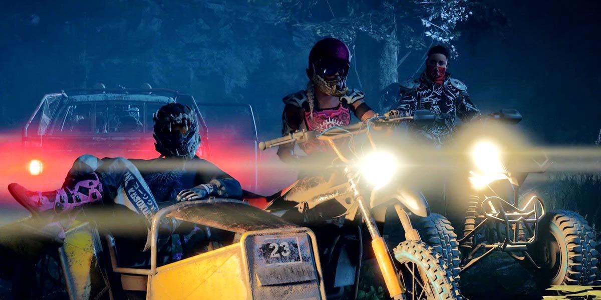 """Игра """"Far Cry New Dawn"""" (2019) - Русский трейлер запуска Постер"""