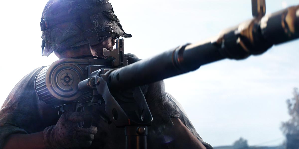 """Игра """"Battlefield 5"""" (2019) – Трейлер """"Огненный шторм"""" (Королевская битва)"""