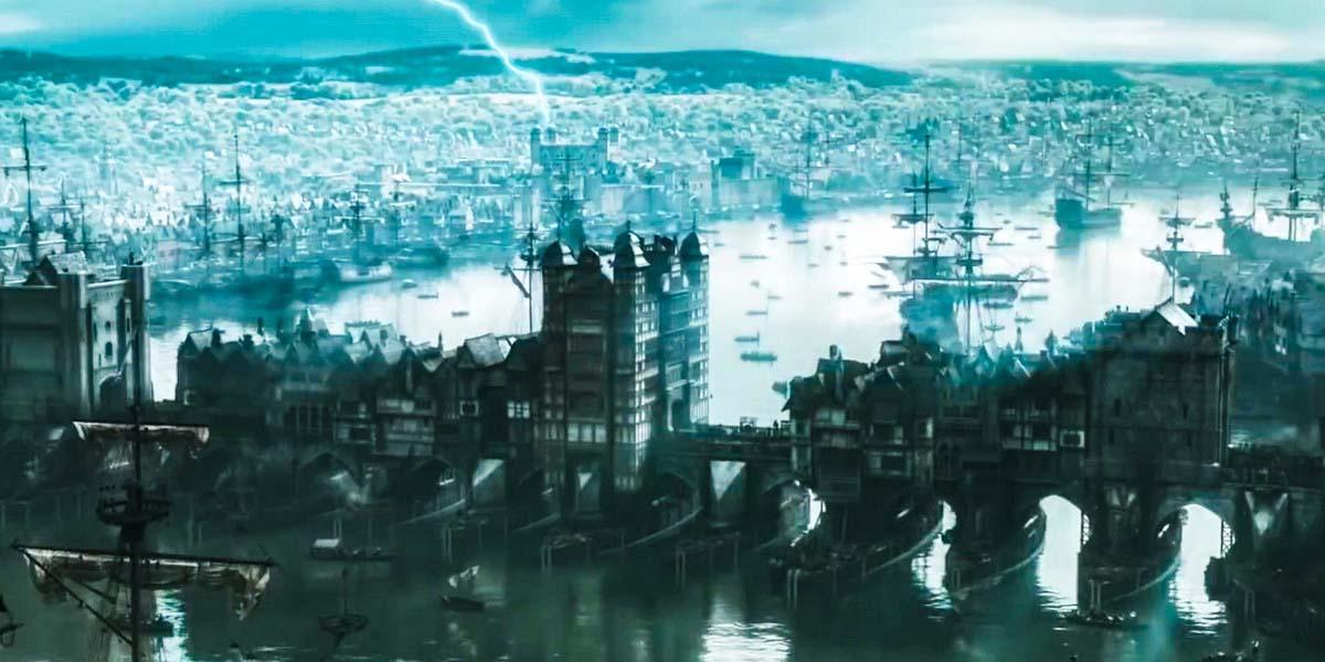 "Фильм ""Тайна печати дракона"" (2019) - Тизер-трейлер 3 Постер"