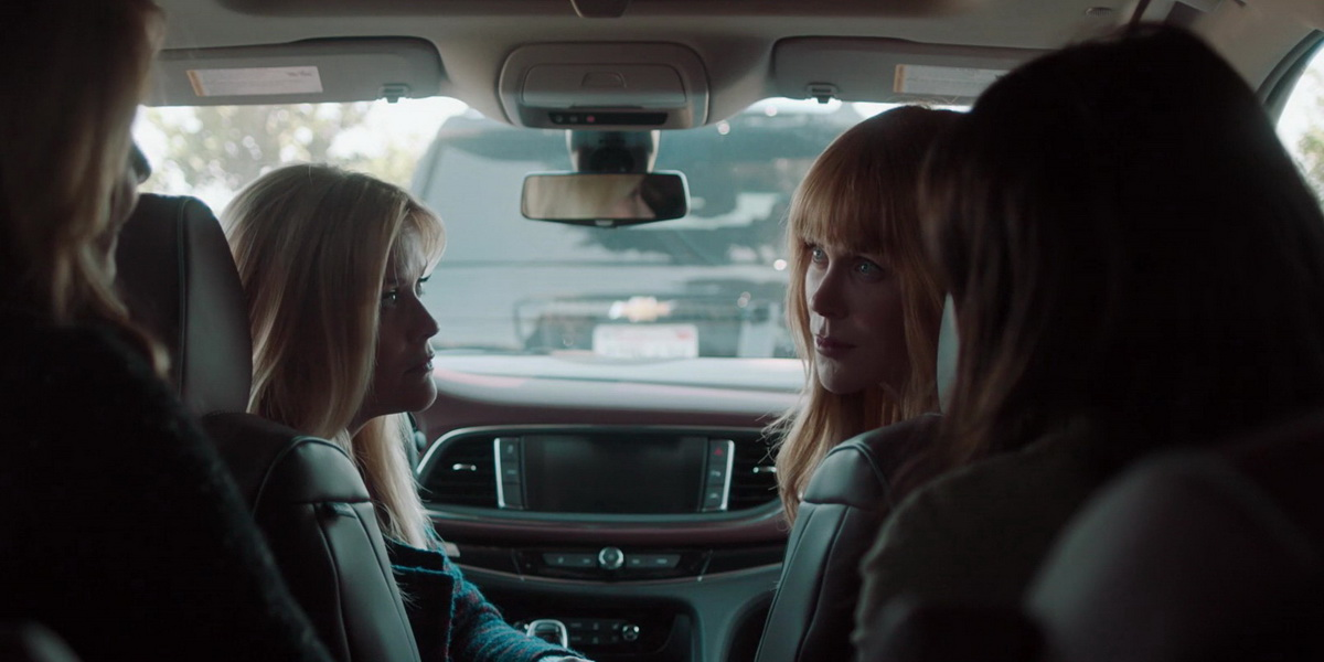 """Сериал """"Большая маленькая ложь"""" (2019, 2-й сезон) Постер"""