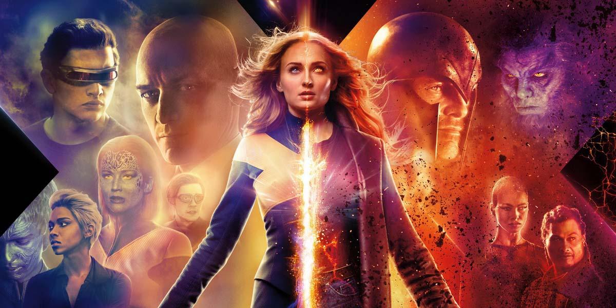 """Фильм """"Люди Икс: Тёмный Феникс"""" (2019) Обои"""
